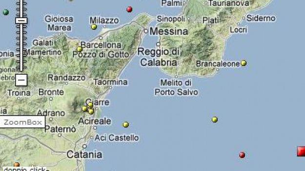 provincia, terremoto, Messina, Archivio