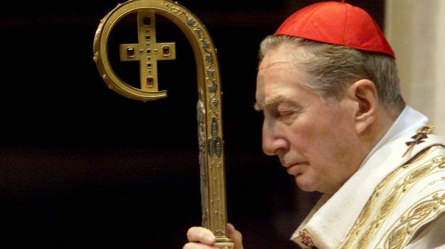cardinale, carlo maria martini, funerali, morte, Sicilia, Archivio, Cronaca