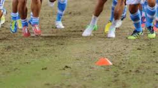 calcio, comprensorio terme luigiane, violenza, Calabria, Archivio