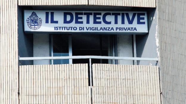 detective, guardie giurate, Messina, Archivio