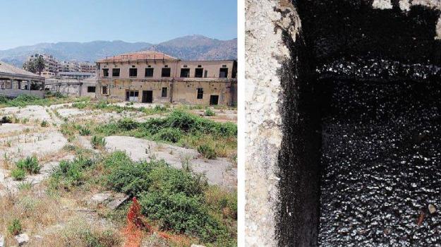 sanderson, zafferia, Messina, Archivio