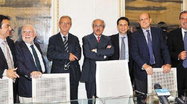 commissario, palazzo zanca, Messina, Archivio