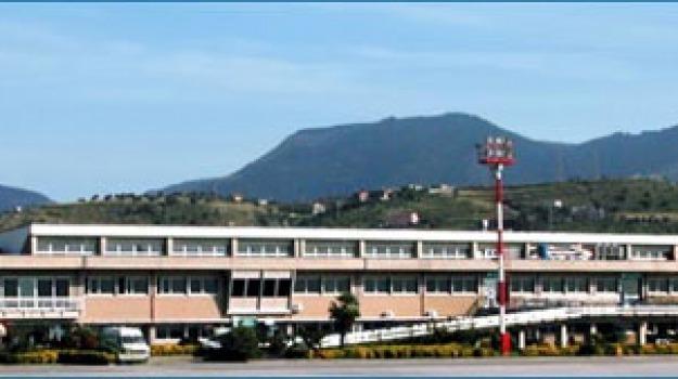 aeroporto dello stretto, carlo alberto porcino, provincia di messina, sogas, Messina, Archivio