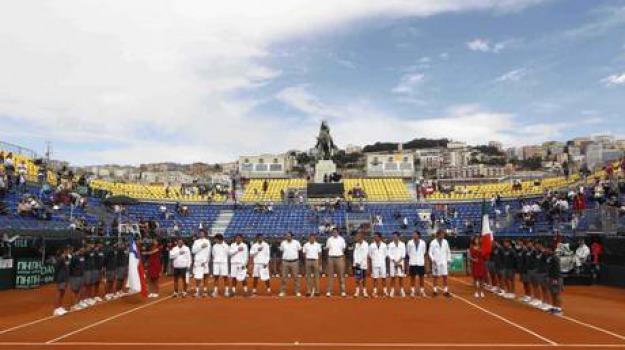 italia cile, tennis, Sicilia, Sport