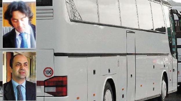 bus, licenze, Calabria, Archivio