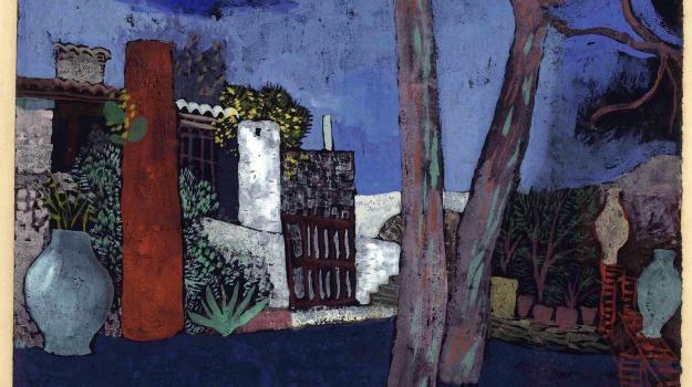 galleria nazionale d'arte moderna, italia, mostra, paul klee, paul klee e l'italia, Sicilia, Archivio