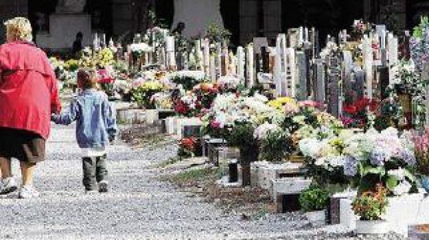 cimitero, pachino, Sicilia, Archivio