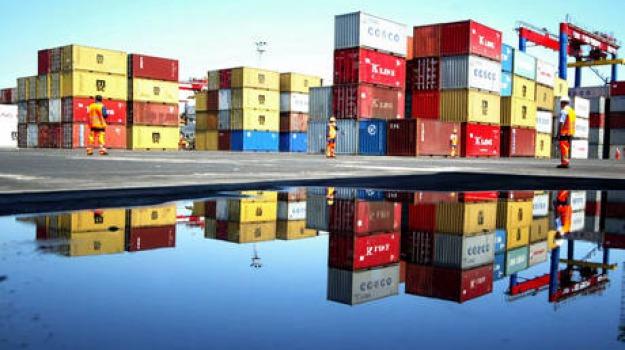 4, 5 miliardi, bilancia commerciale, boom, commercio estero, istat, saldo, Sicilia, Archivio