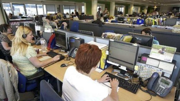 call center, ernesto magorno, infocontact, licenziamenti, Calabria, Archivio