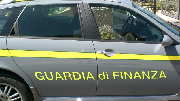 gdf, ticket, Catanzaro, Calabria, Archivio