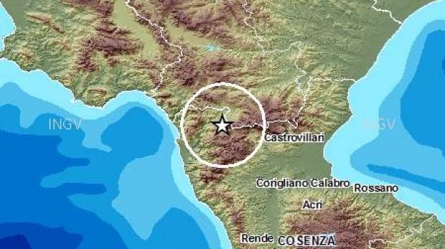 calabria, pollino, sciame, sismico, terremoto, Cosenza, Calabria, Archivio