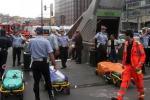 Tamponamento in metro 11 feriti a Milano