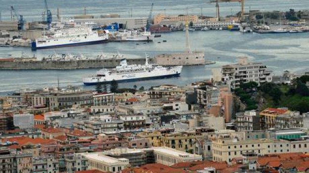 code, disagi, marittimi, sciopero, stretto di messina, Messina, Calabria, Archivio
