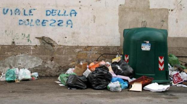 calabria, rifiuti, Catanzaro, Reggio, Cosenza, Calabria, Archivio