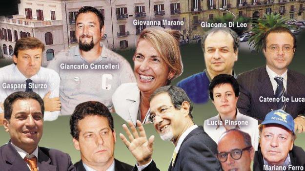 gazzetta, speciale elezioni, Messina, Archivio