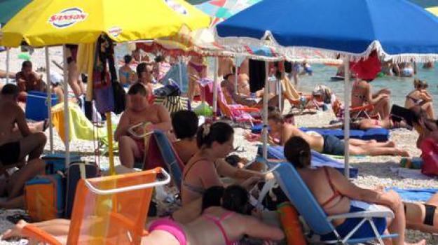 calabria, caldo, estate, mare, Calabria, Archivio