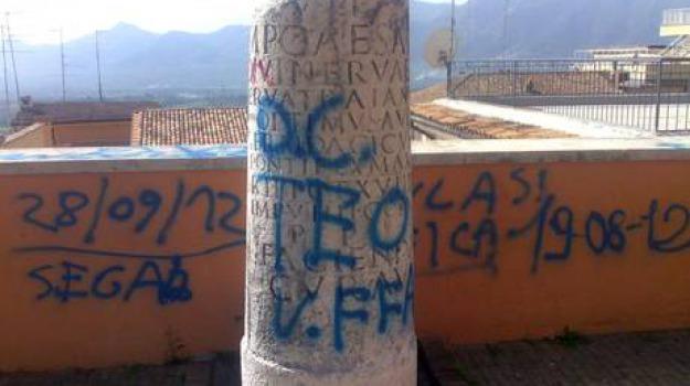 frosinone, Sicilia, Archivio, Cronaca
