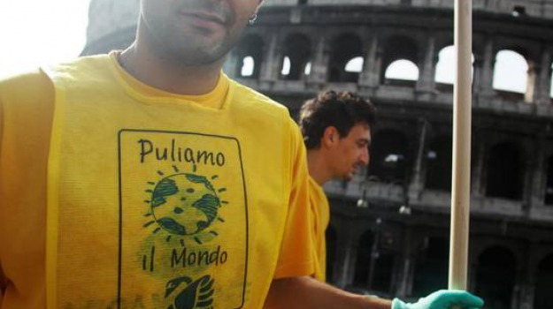 puliamo il mondo, Sicilia, Cronaca