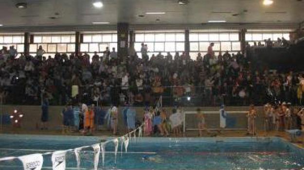 piscina cappuccini, piscina graziella campagna, waterpolo messina, Messina, Archivio