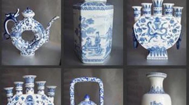 asta, ferma porta, new york, sotheby's, vaso ming, Sicilia, Archivio