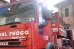 Vigili del fuoco di Reggio Calabria in assemblea indetta dalla Fp-Cgil