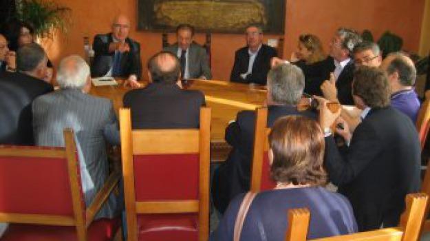 comunali, croce, sindacati, Messina, Archivio