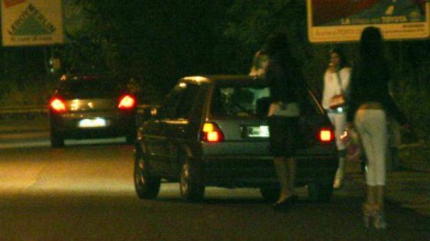 arresti, messina, prostituzione, Messina, Archivio