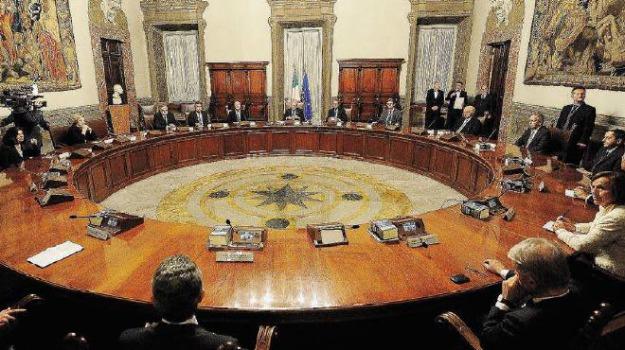 caso reggio, consiglio dei ministri, Reggio, Calabria, Archivio