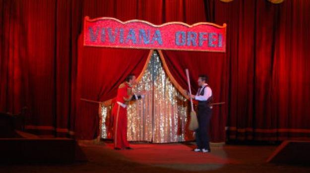 circo maregrosso, Messina, Archivio