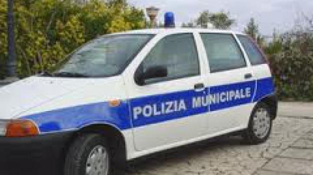 polizia municipale, Messina, Archivio