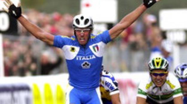 ciclismo, mario cipollini, Sicilia, Sport