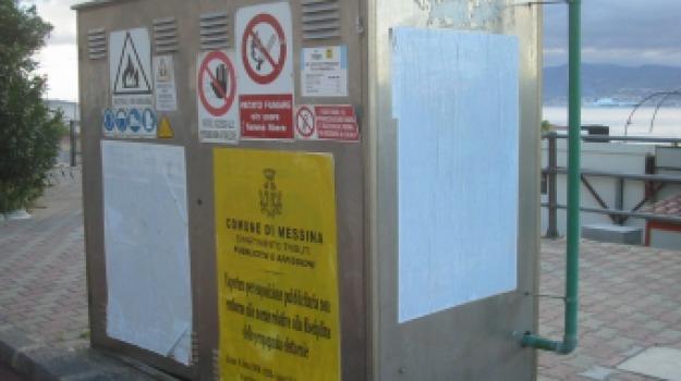 affissioni, elezioni regionali, scrutatori, Messina, Archivio