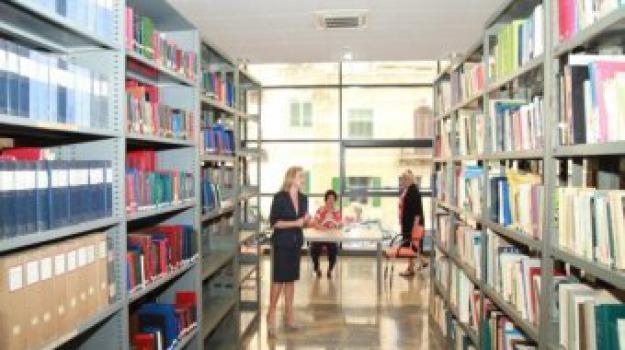 archivio storico, biblioteca comunale, Messina, Archivio