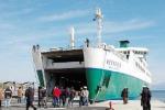 """La Vestfold a spasso in mare per un """"inchino"""""""