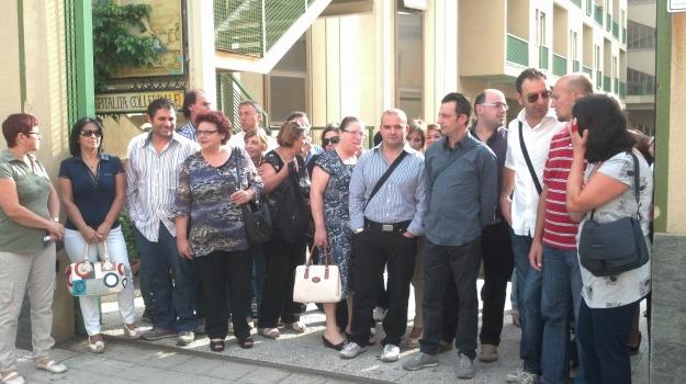 collereale protesta, Messina, Archivio