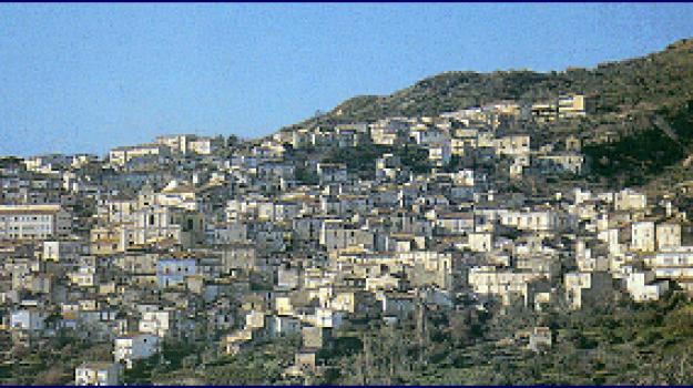 cittadinanza onoraria, generale finanza, lungro, Sicilia, Archivio