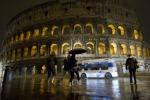 Nella notte a Roma oltre 100 interventi dei Vigili del fuoco