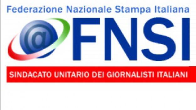 'ndrangheta, calabria, fnsi, scopelliti, Calabria, Archivio