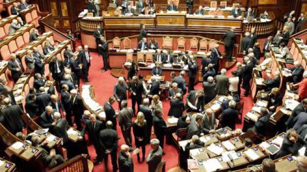 anticorruzione, ddl, fiducia, senato, Sicilia, Archivio, Cronaca