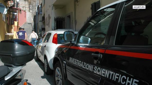 omicidio suicidio, santi romeo, Messina, Archivio