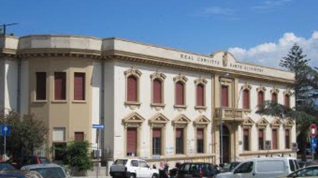 amministrazione statale, dante alighieri, mariano nicotra, real convitto, Messina, Archivio