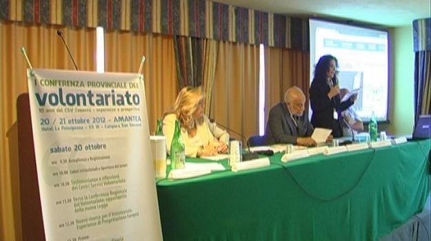 amantea, fondi europei, volontariato, Sicilia, Archivio