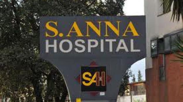 s. anna hospital, Catanzaro, Calabria, Archivio
