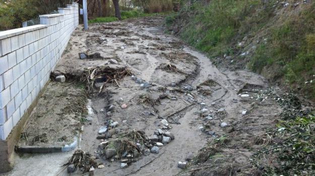 rischio idrogeologico a scilla e bagnara, Reggio, Calabria, Archivio