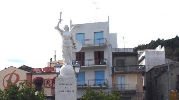 rodi milici, Sicilia, Archivio