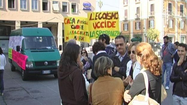 minori, operatori, protesta, Cosenza, Archivio