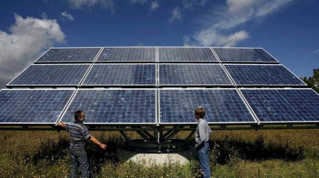 fotovoltaico, pannelli solari, provincia di messina, Messina, Archivio