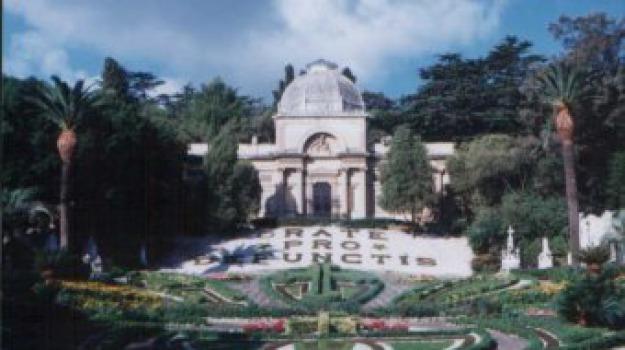 cimitero monumentale, concerto, Messina, Archivio