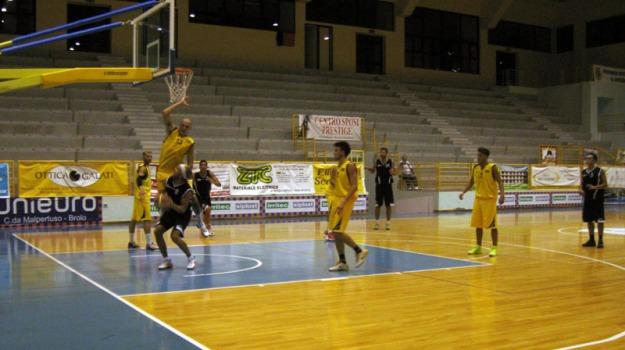 amatori basket messina, basket, cus messina, dnc, vis reggio calabria, Messina, Archivio