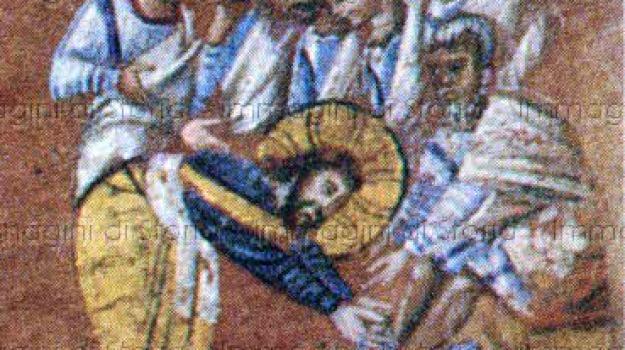 codice purpureo rossano, fiera del libro calabrese, lamezia, Catanzaro, Calabria, Archivio
